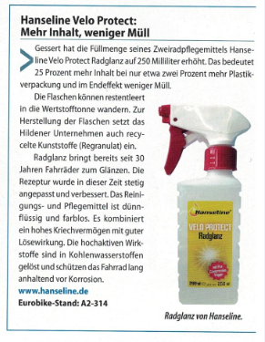 RadMarkt_Bericht Radglanz_082019