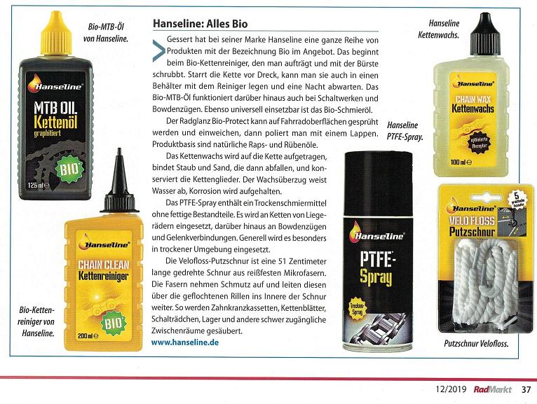 RadMarkt_Ausgabe1219_Bericht Schmiermittel_BioProdukte_HomepageVersion